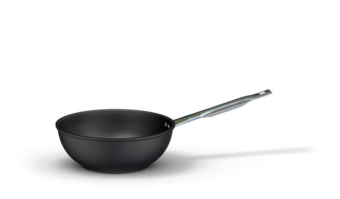 Сковорода глубокая с длинной ручкой Ballarini 5506.28