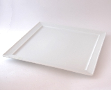 Тарелка квадратная 265 RITA