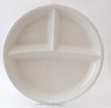 Тарелка раздельная 255 RITA
