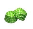 37002 Бумажные формы для маффинов и капкейков 55/40 (100шт)